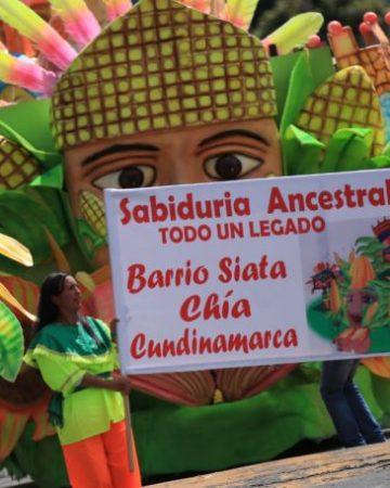 Festival de la Luna la leyenda y el maíz
